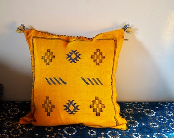 Moroccan handmade cushions/pillow/cactus pillow