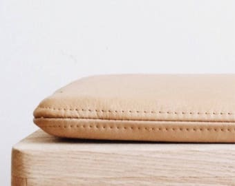 Custom bench cushion for Erin 46x24 inches