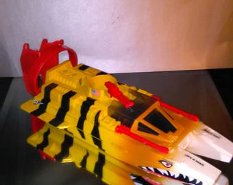 Vintage GI Joe Tiger Shark VEHICLE  ***1980's****** Check Out My other Listings