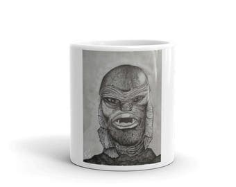 The Creature From The Black Lagoon Mug