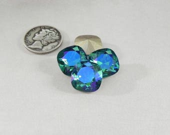 Swarovski 4470 Sea of Cortez F 12MM Stone