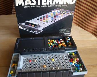 Vintage 1981 Mastermind Board Game by Pressman