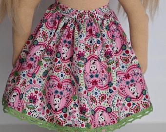 Panda DOLL skirt