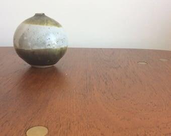 Glazed Weed Pot
