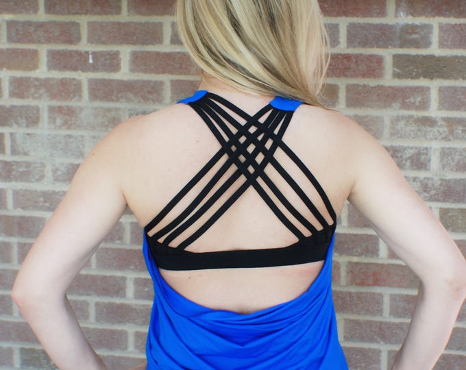 Featured listing image: Alexa Cross Back Workout Tank