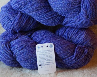 LUPINE 2 ply wool worsted weight wool yarn from Bartlettyarns