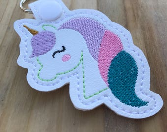 Unicorn Keyfob