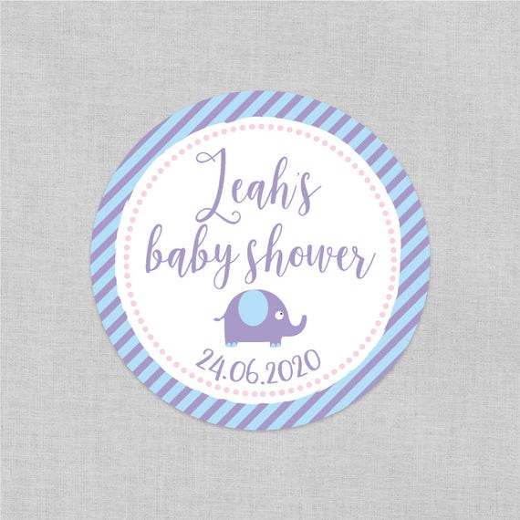 25%OFF Shower Stickers for Mother To Be, Baby shower stickers personalized, Baby shower stickers for favors, Baby Shower Labels