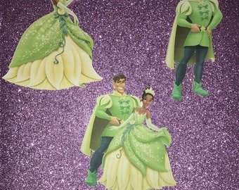 Princess and the Frog Toppers