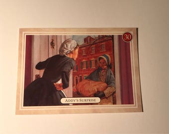 American Girls Collection Trading Cards