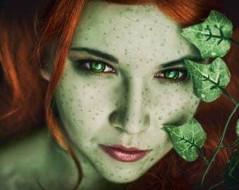 Poison Ivy Prints
