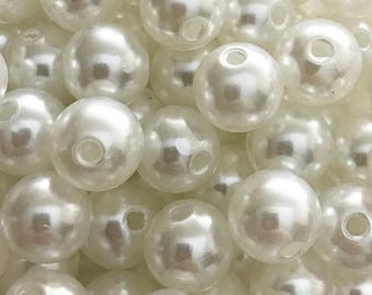 50pc plastic beads