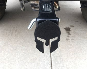 Sparten Trail hitch cover