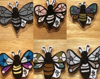 Bee Aware Magnet Set