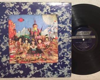 The Rolling Stones : Their Satanic Majesties Request (Vinyl LP)
