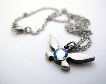 Zelda Necklace Navi Gift Idea