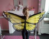 Ailes de Papillon enfant 118cm x 48cm