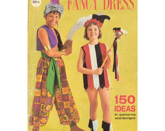 Enid Gilchrist's Fancy Dress Instant Download PDF 39 pages
