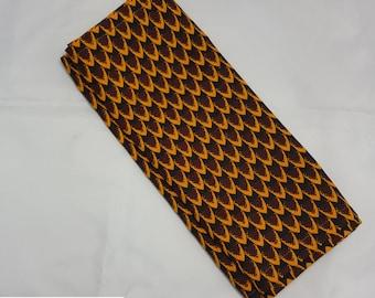 Classic Waxprint Kopftuch(headscarf)