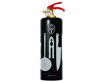 Designer Fire Extinguisher - KITCHEN