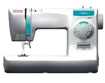 TOYOTA SPB15 free-arm sewing machine
