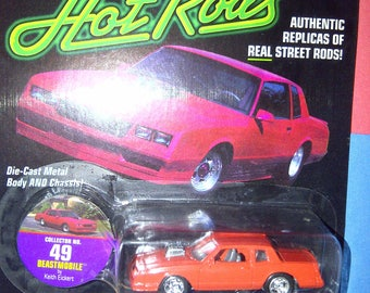 Hot Rods Street Rods 1970s Buick Grand Sport Beastmobile by Johnny Lightning new on card