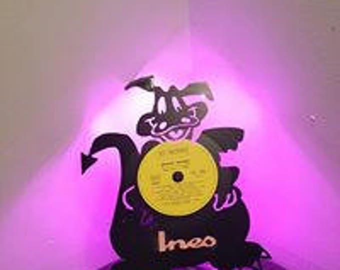 Vinyl Dragon Nightlight