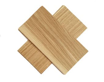 european oak wood veneer sheets 30x15cm 4 sheets grade a cn1oak1x4
