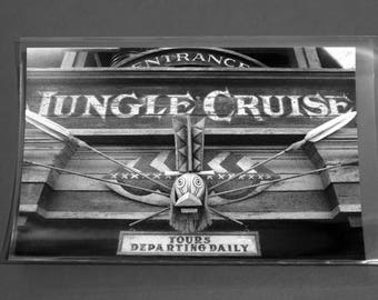"Fine Art Photography ""Jungle Cruise"" Archival Print"