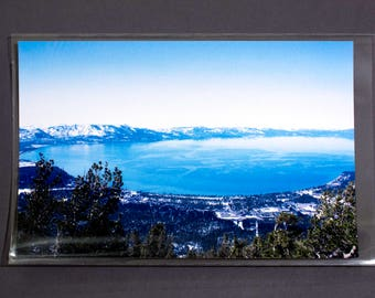 "Fine Art Photography ""Lake Tahoe"" Archival Print"