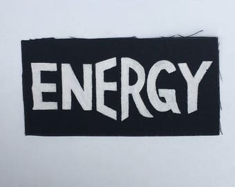Energy inspired patch