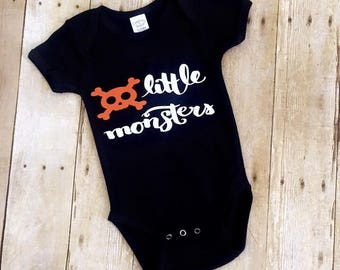 FREE SHIPPING! Little Monster