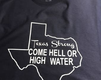 Texas Strong Tee/Hoodie