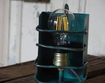 Industrial style lamp type lamp