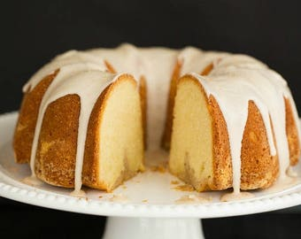 Eggnog Bundt Cake- Vegan, Vegetarian, Gluten Free, Sugar Free, Paleo, Clean Eating, Thanksgiving, Christmas, Holiday Entertaining