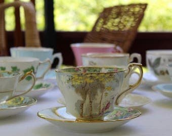 Paragon Woodland Bluebell by Appointment Teacup