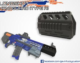 Nerf Longshot Handguard (Type A)