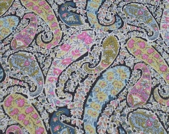 Tana lawn fabric from Liberty of London, Bourton