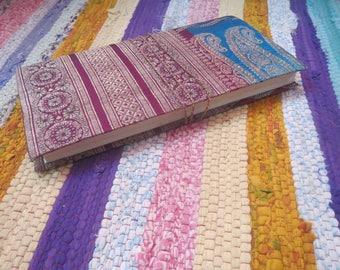 Handmade journal Notebook, Indian Notebook, Handmade Blank Paper Diary, Handmade Paper Notebook, Art Book, Handmade Sketch Book