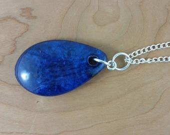 Necklace: Blue Sunday