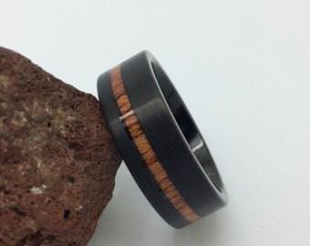 Men's wedding band, men's wedding ring, tungsten carbide wedding band, tungsten carbide ring, promise ring