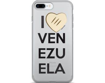 I love Venezuela iPhone 7/7 Plus Case