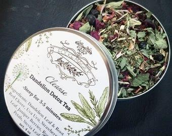 CLEANSE - Dandelion Detox Tea