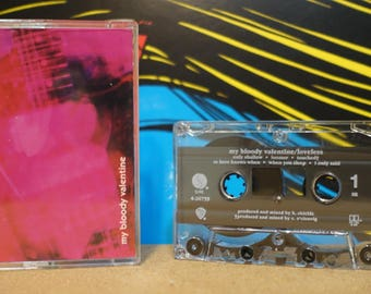Loveless by My Bloody Valentine Vintage Cassette Tape