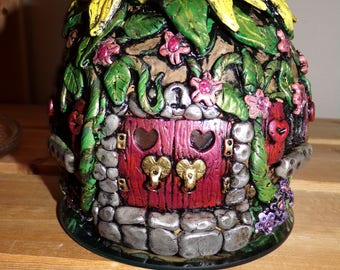 Fairy House  Night Light #1