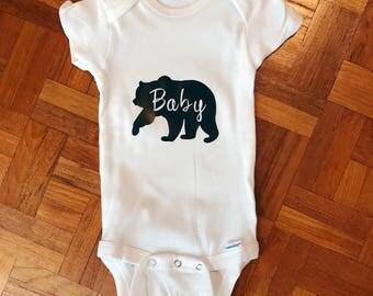 Baby Bear Onesie | IVF Fundraiser