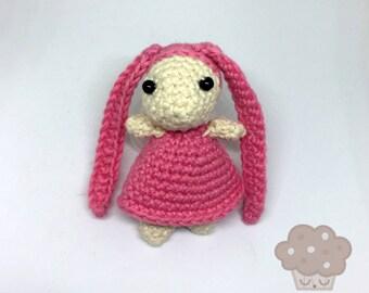 Atashi/Anata Chobits (Amigurumi/Crochet)
