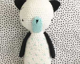 Crochet Cuddly Bear