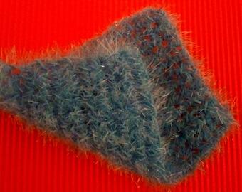 crochet scrubby