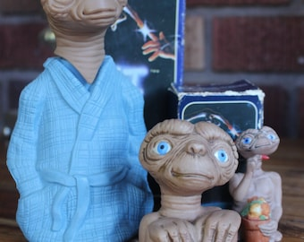 3 E.T. 1983 Collectibles